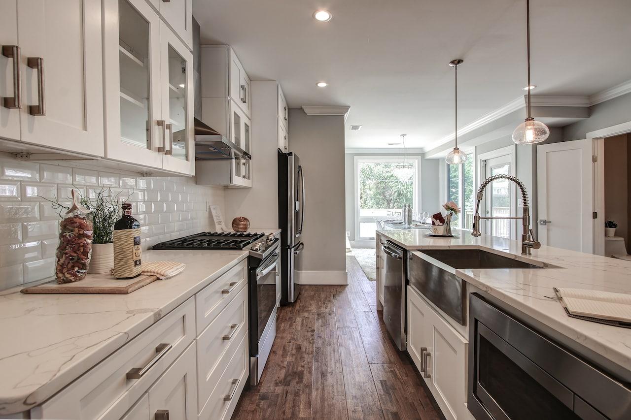 kitchen remodeling vienna