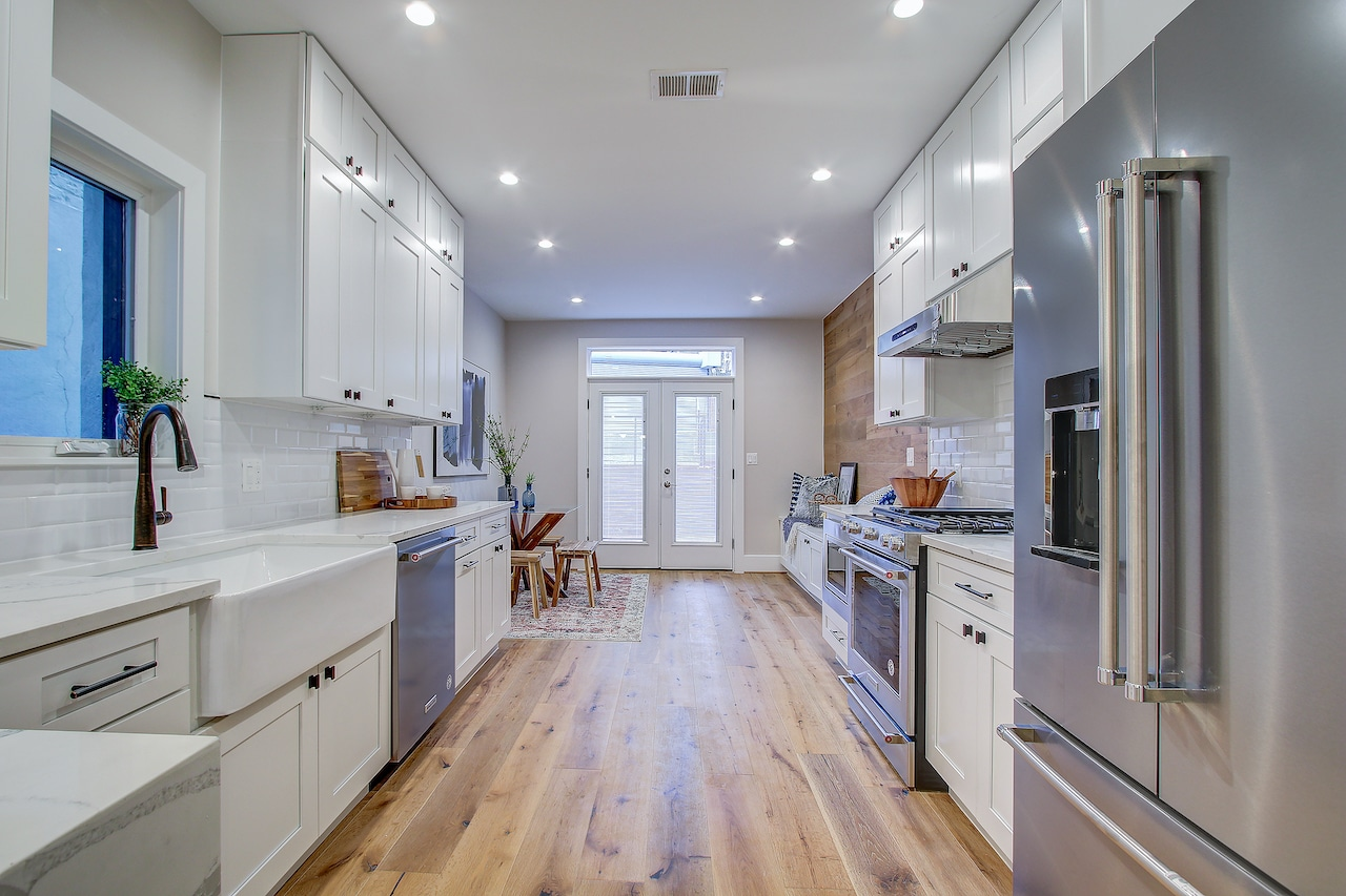 kitchen renovation alexandria