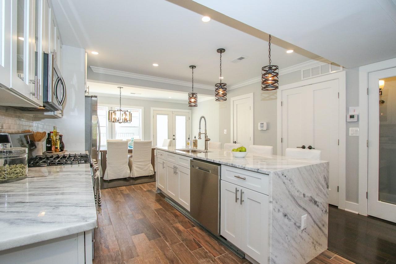 kitchen renovation baltimore