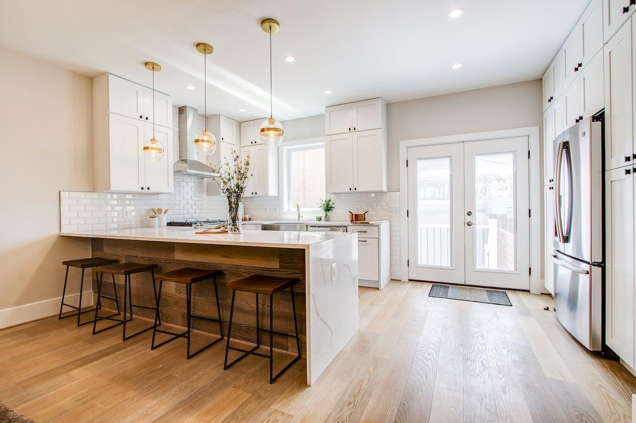 kitchen renovation sterling
