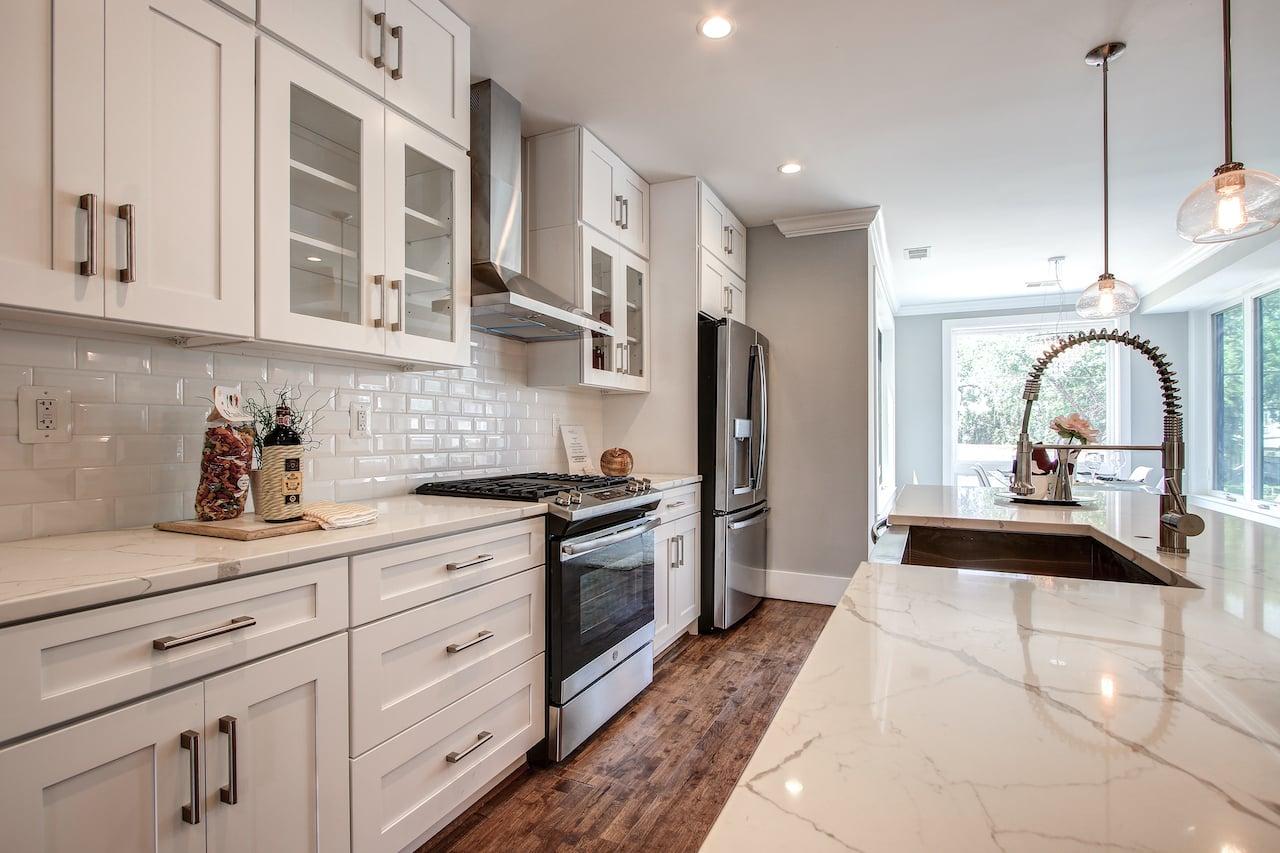 kitchen renovation vienna