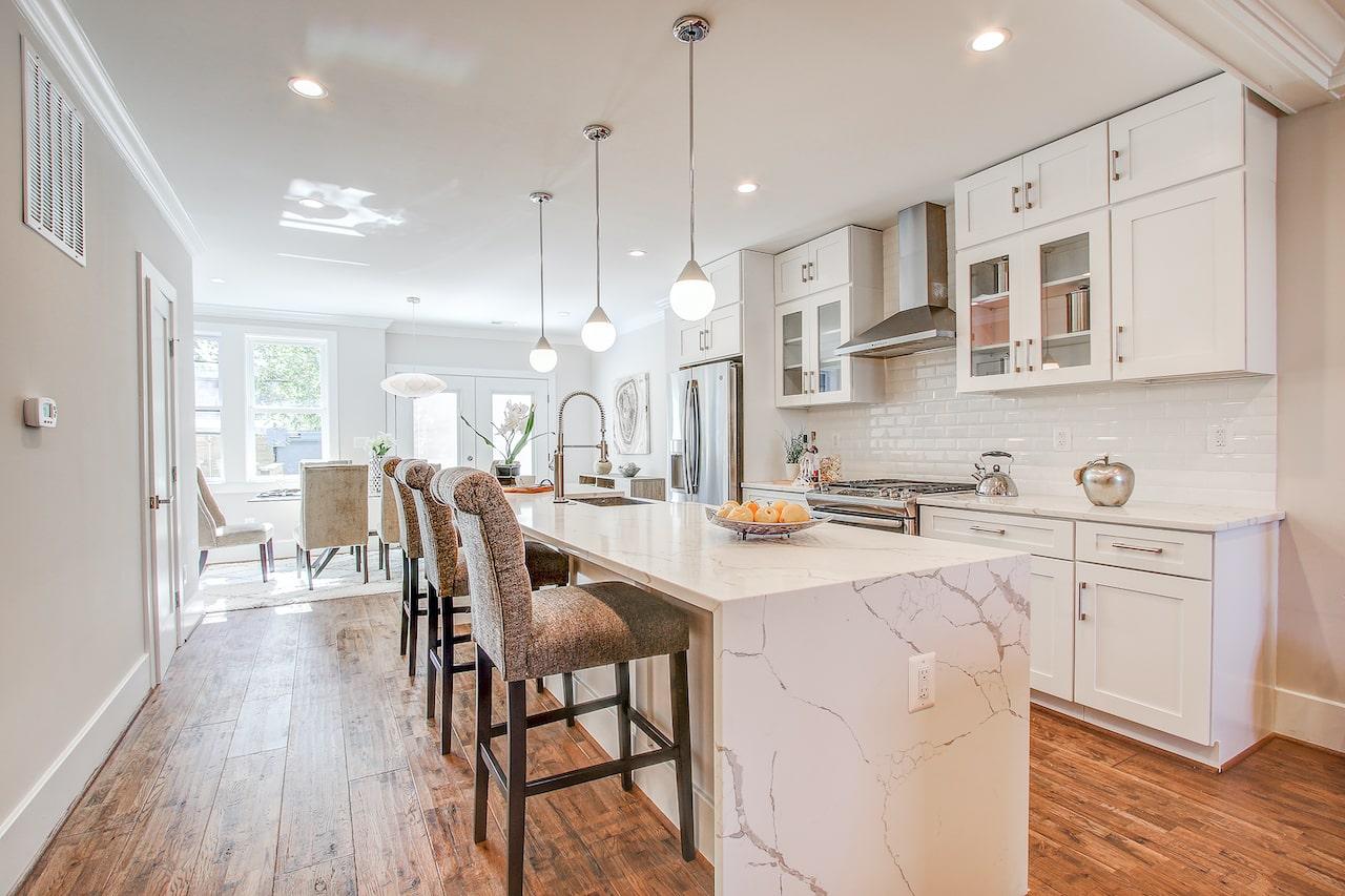 kitchen renovation woodbridge