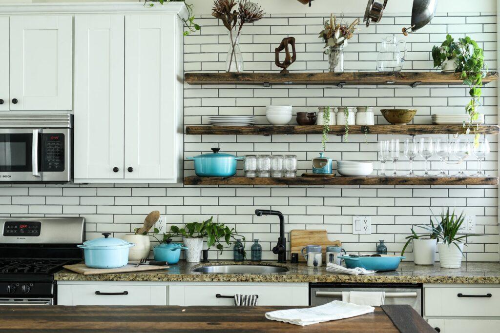 kitchen storage trends 2021