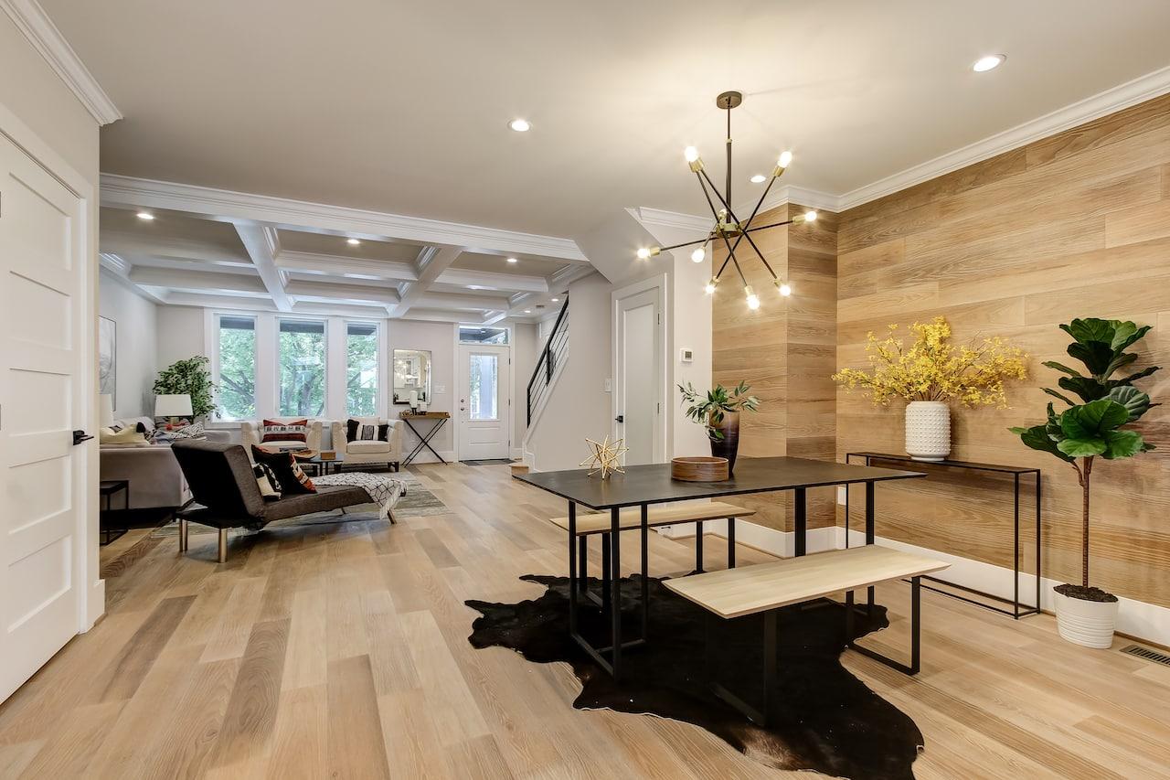 living room fredericksburg