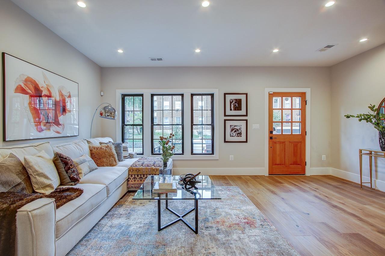 living room sunroom