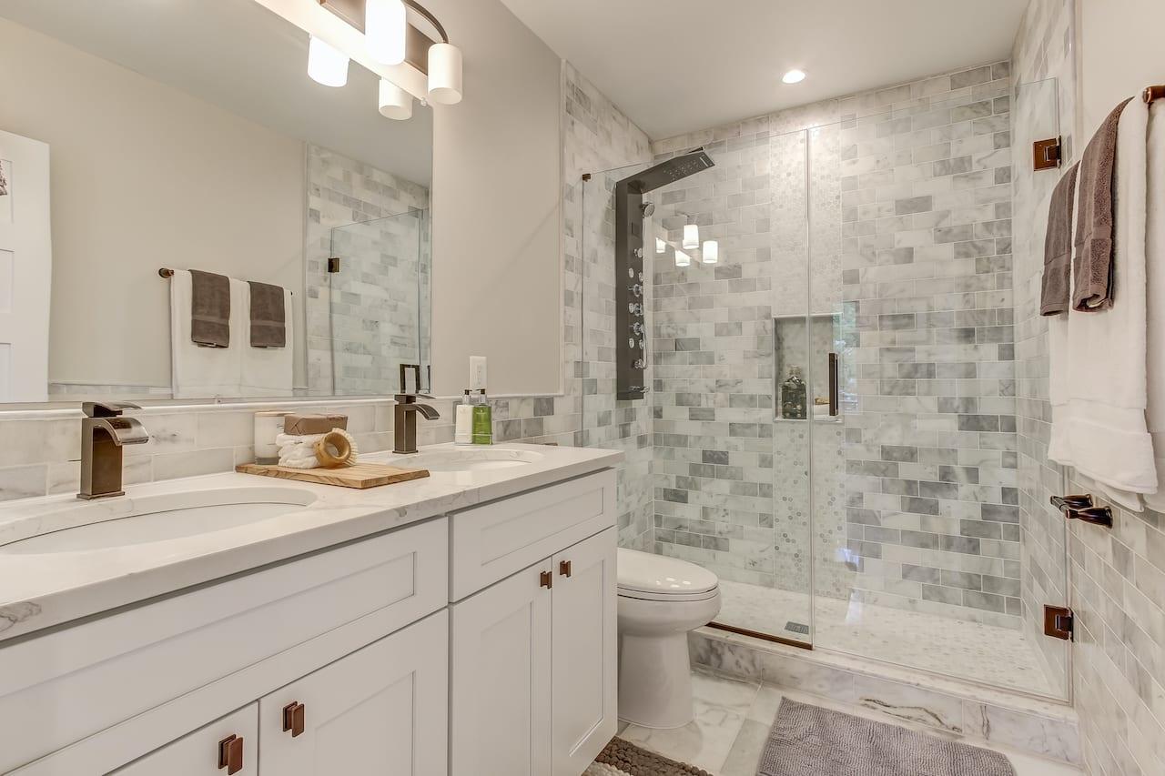 master bath remodeling frederick