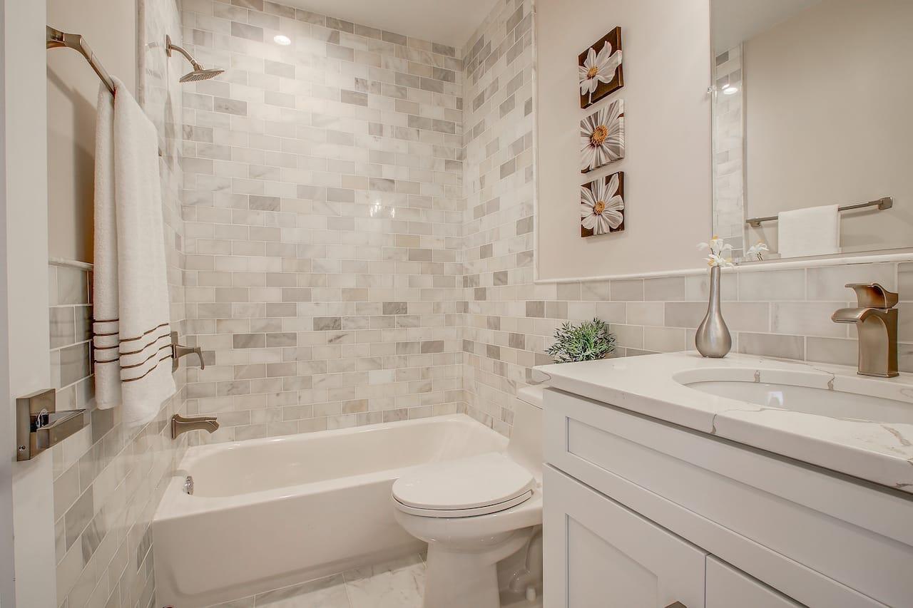 master bathroom remodel woodbridge