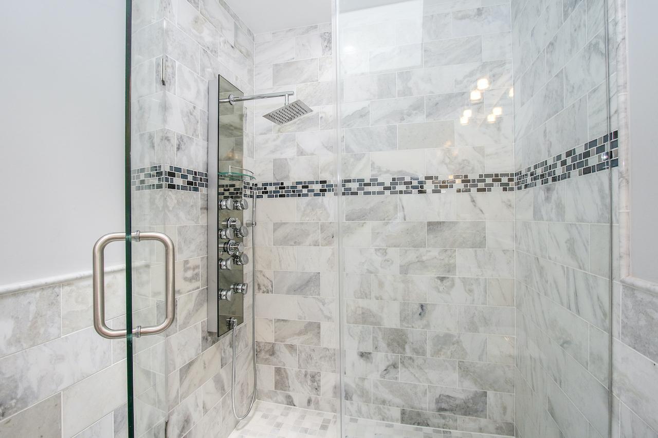 walk in shower baltimore