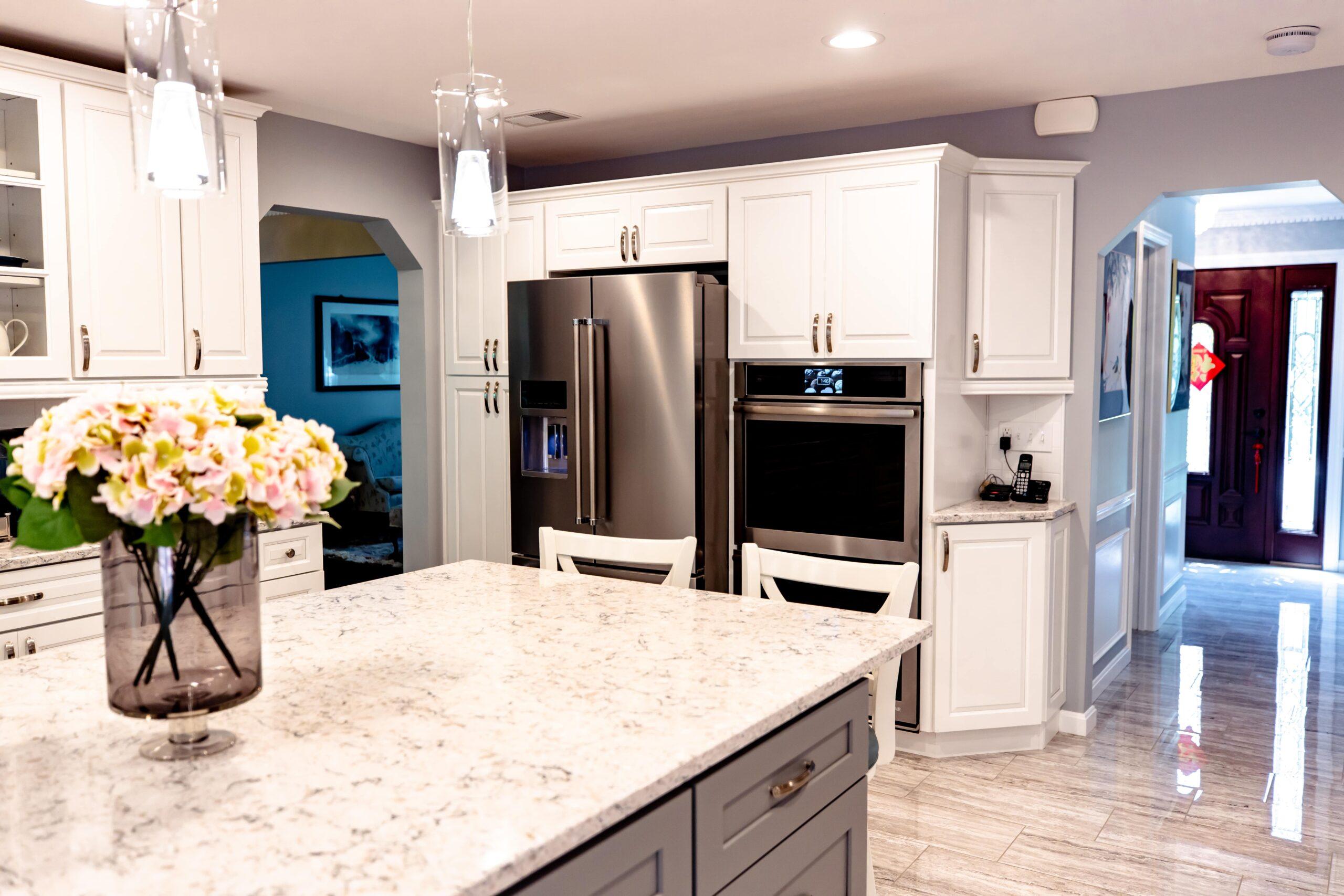 kitchen and bath shop renodeling