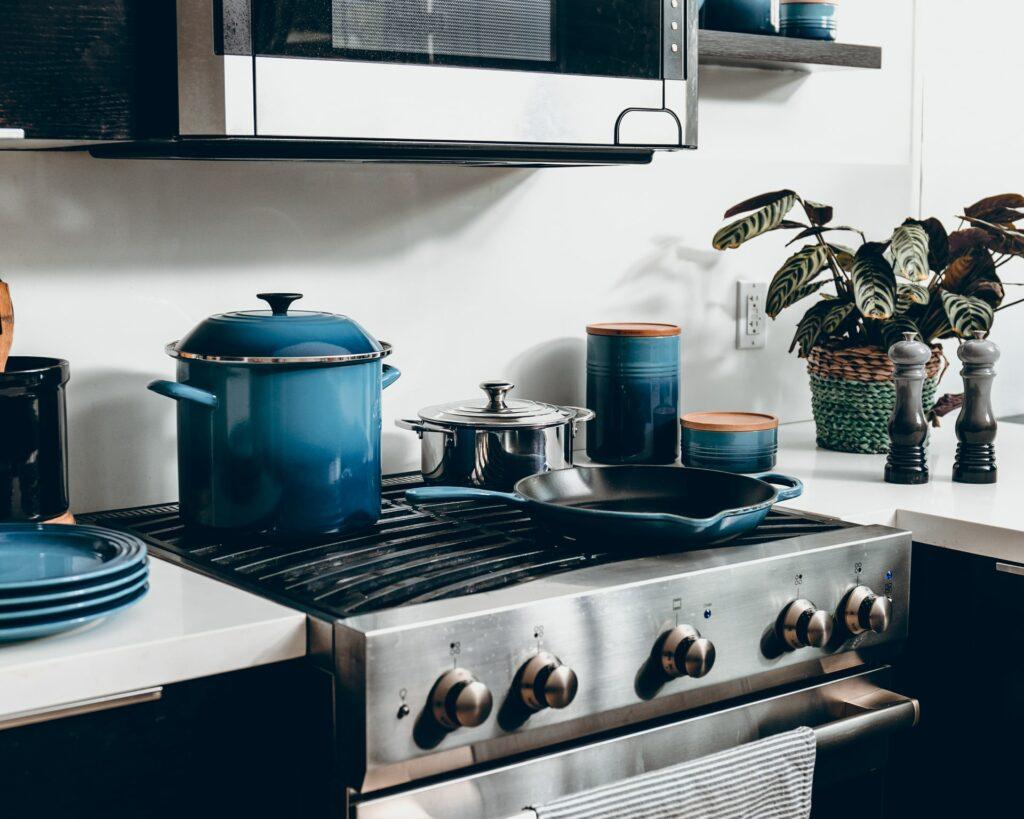 investing kitchen appliances