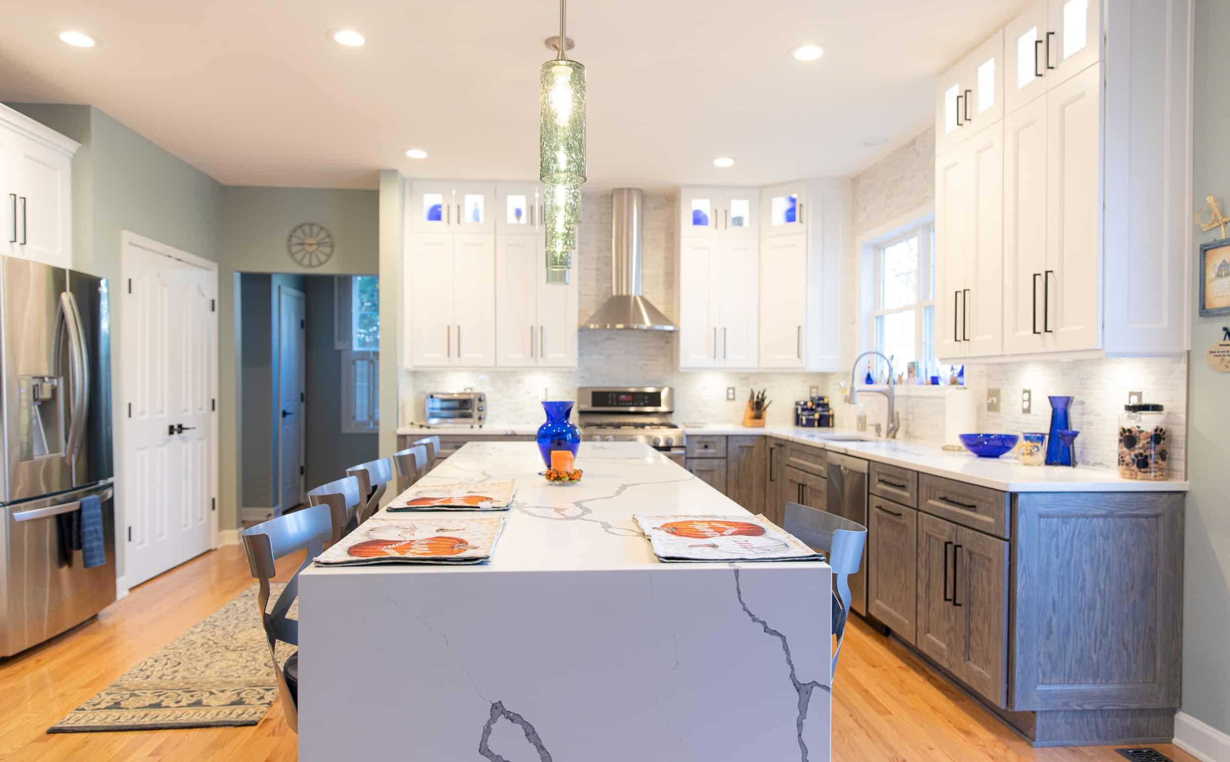 kitchen and bath shop renovation