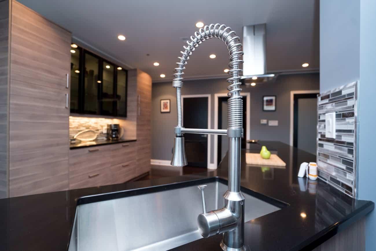 kitchen and bath shop faucet