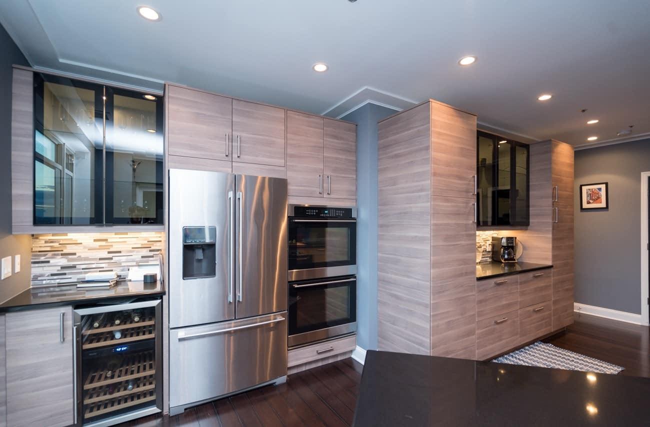 kitchen and bath shop remodel