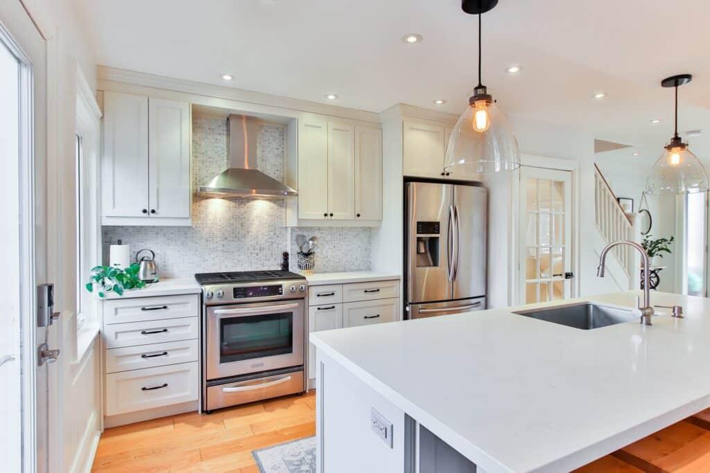 laminate kitchen counter