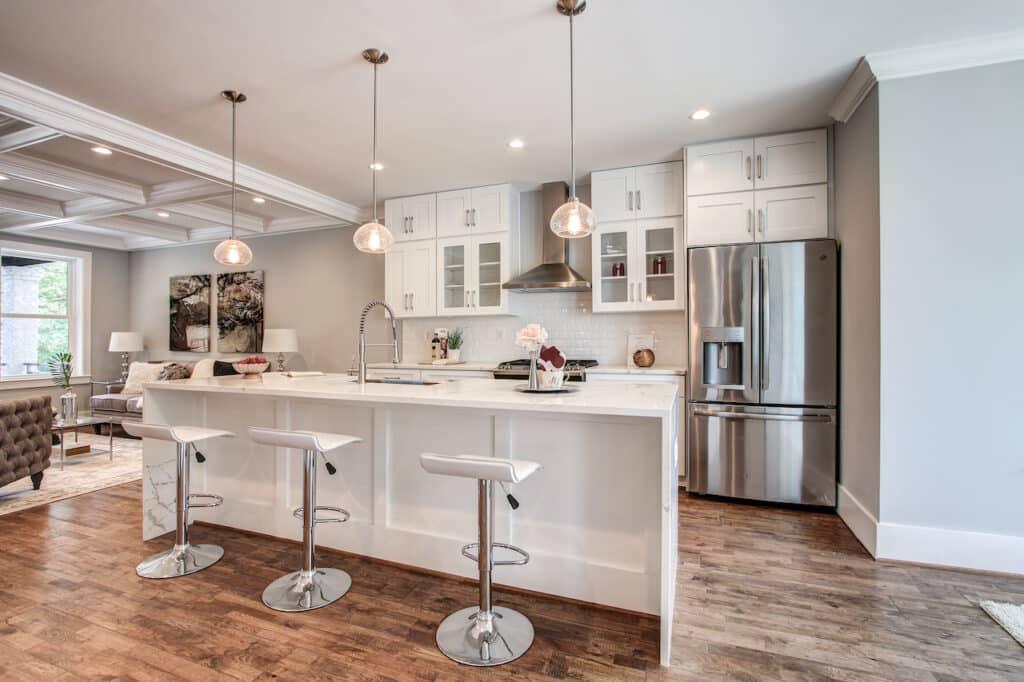 cost of kitchen flooring per sqft