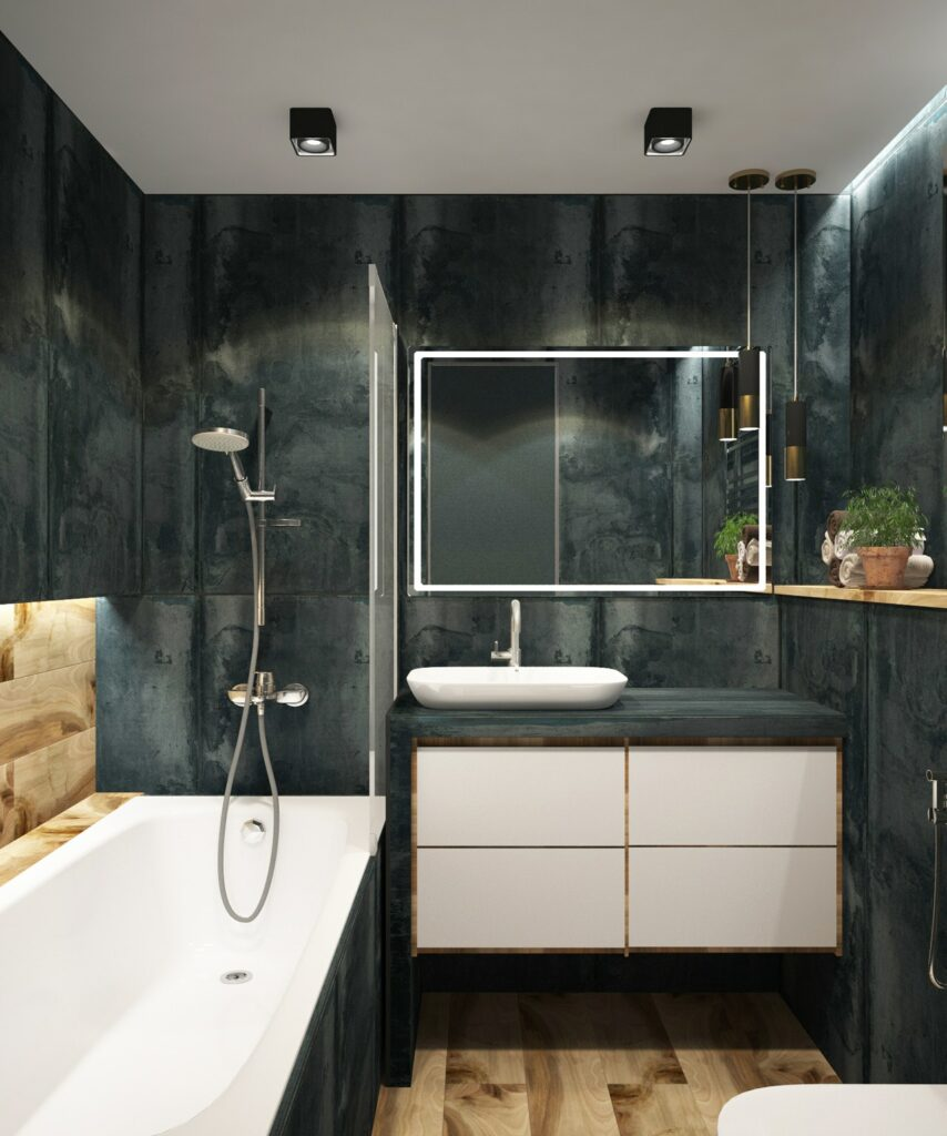 lighting for bathroom remodel $5000