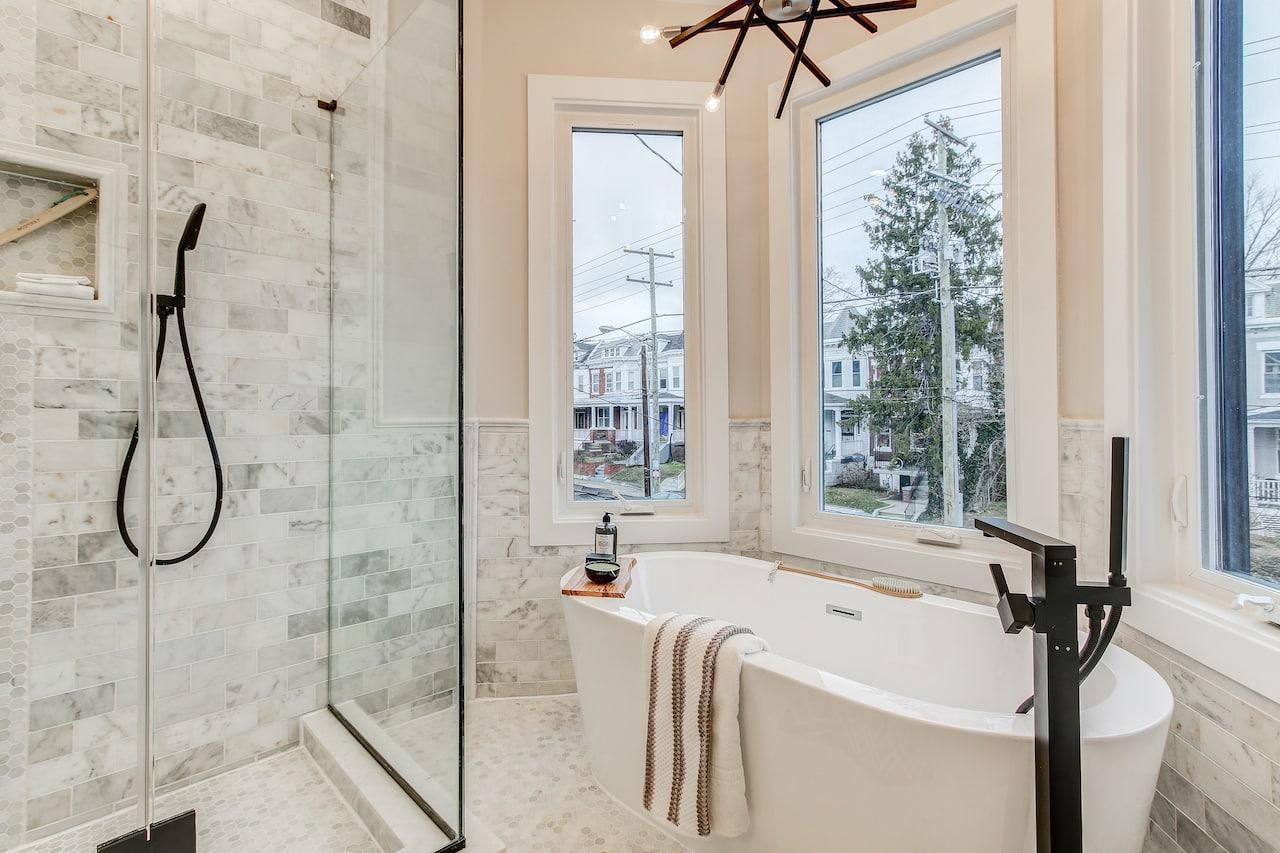 top trends bathroom remodeling DC