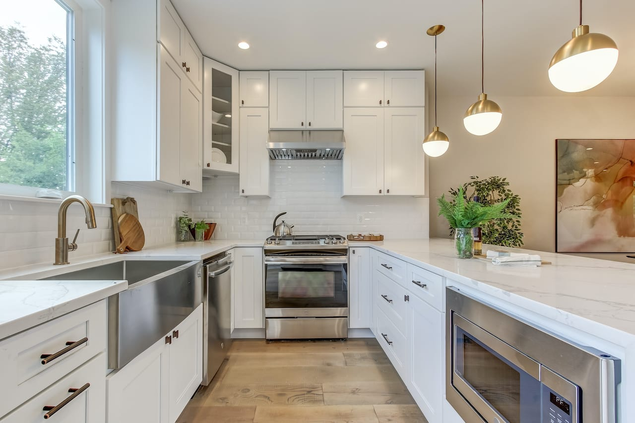 inexpensive options kitchen flooring