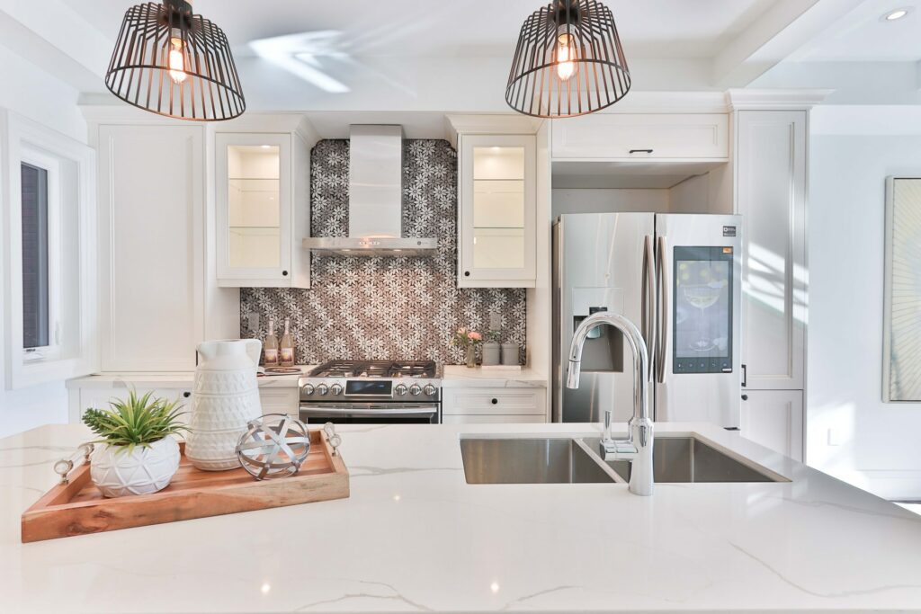 kitchen remodel ideas pay off pendant lights