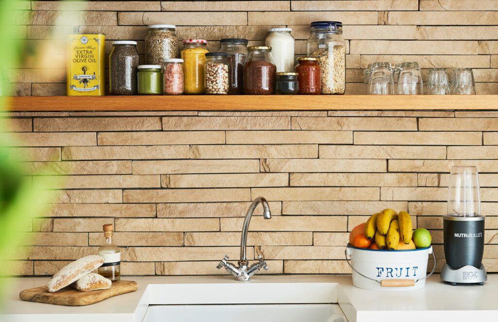 spice drawer kitchen storage