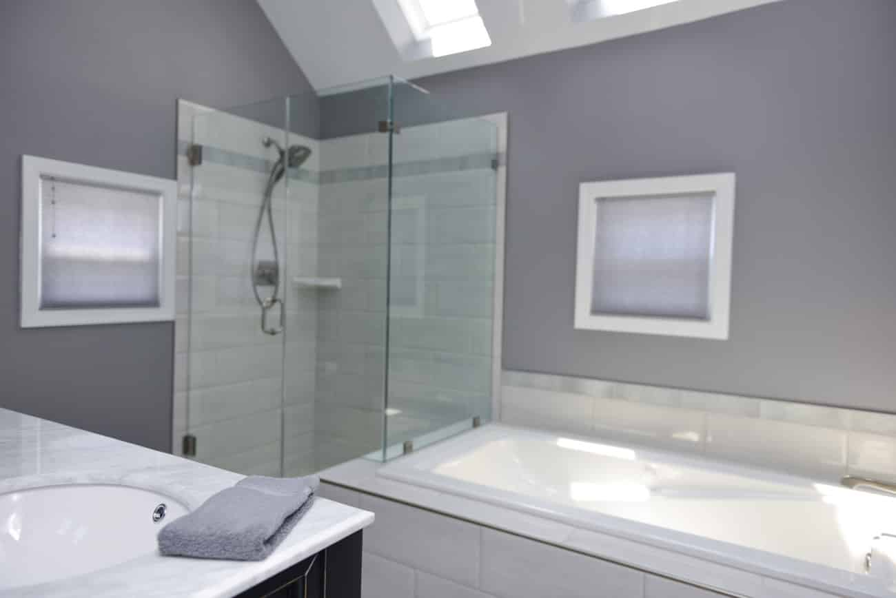 Bathroom Remodeling Project in Chantilly, Virginia