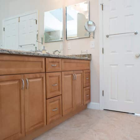 BBB Accredited Bathroom Remodel near Baltimore, MD