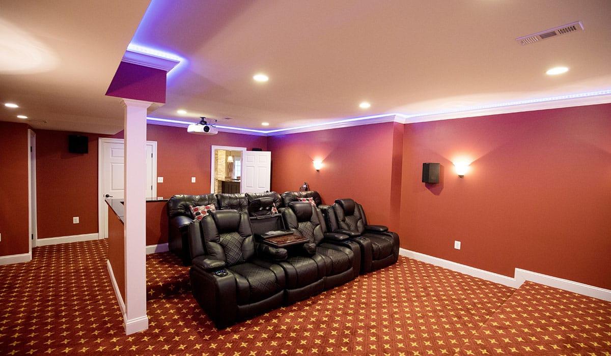 basement-entertainment-room