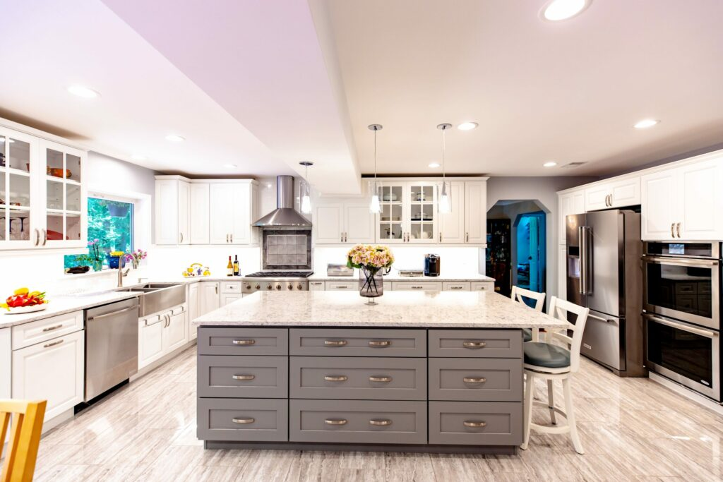 factors kitchen flooring