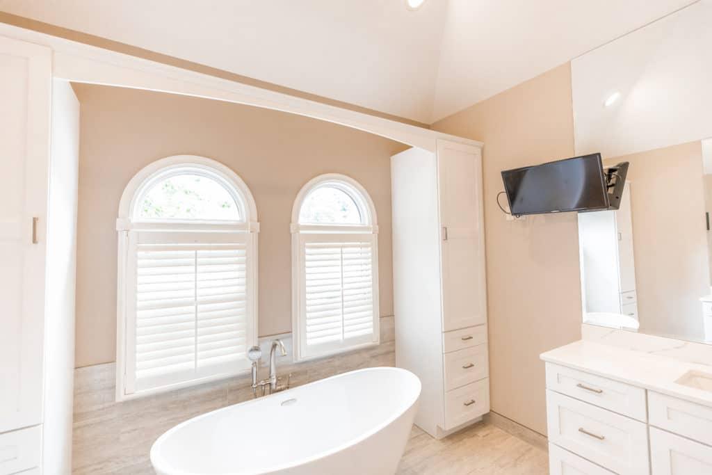 luxury cost bathrrom remodeling Fairfax