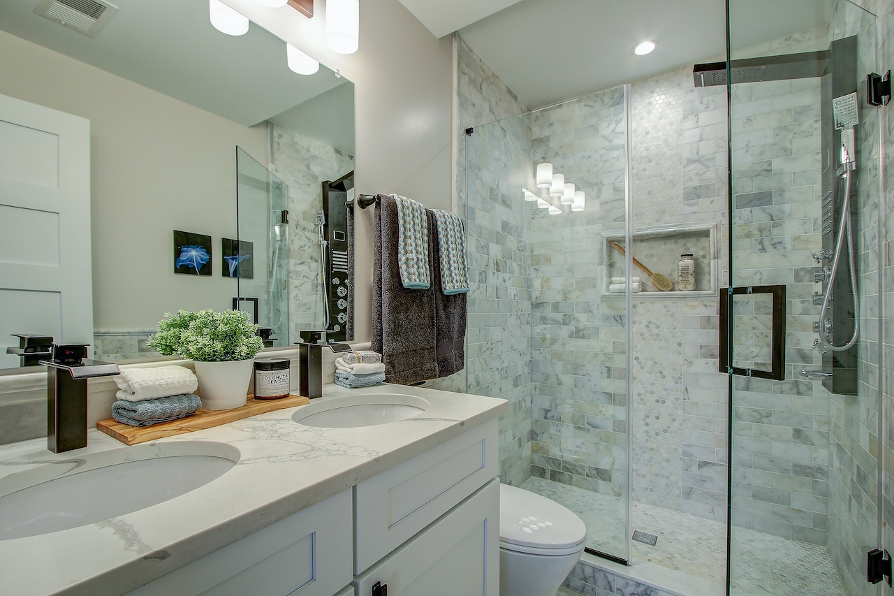 pros cons popular bathroom countertops
