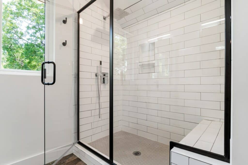 shower flooring choice