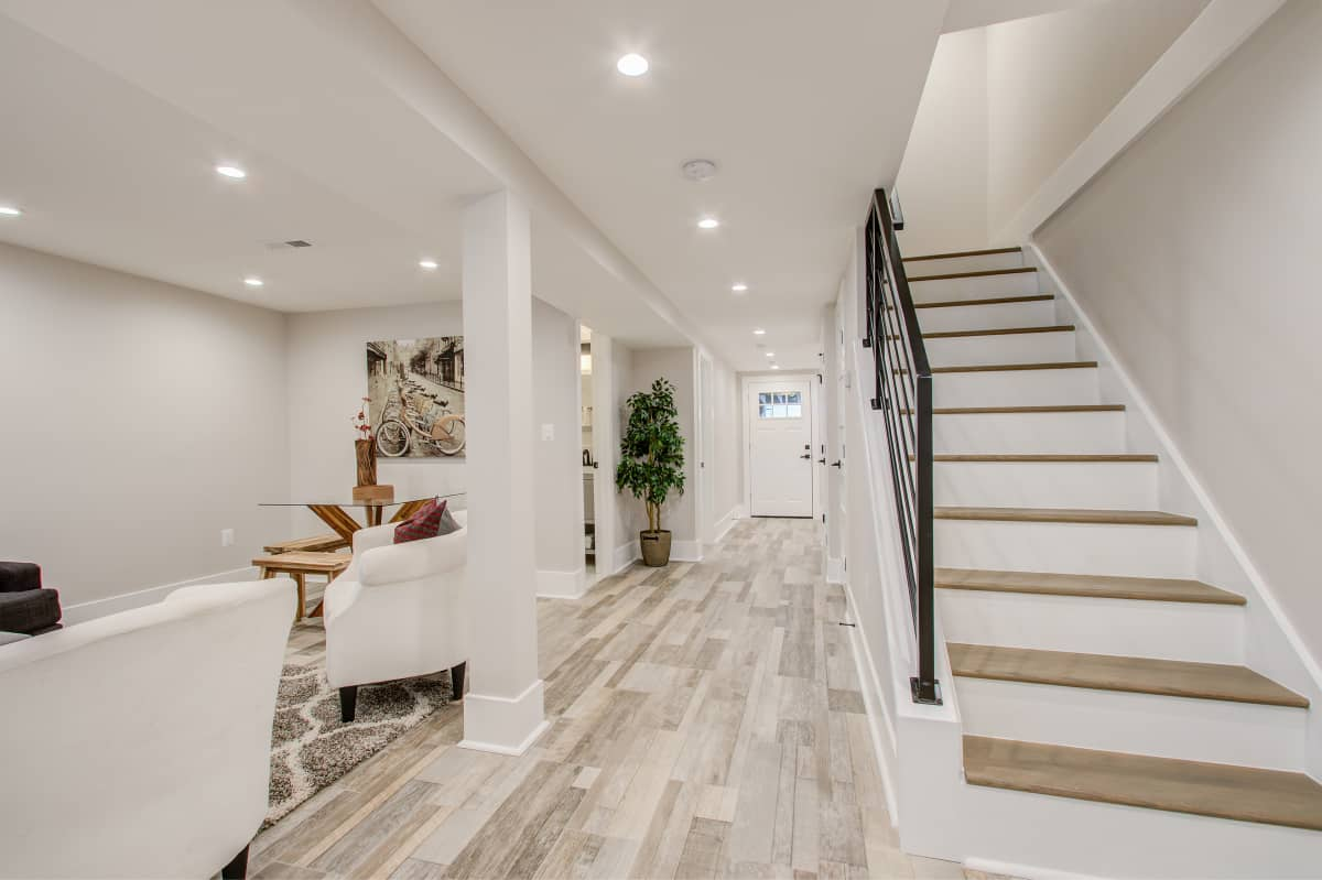 basement redesign