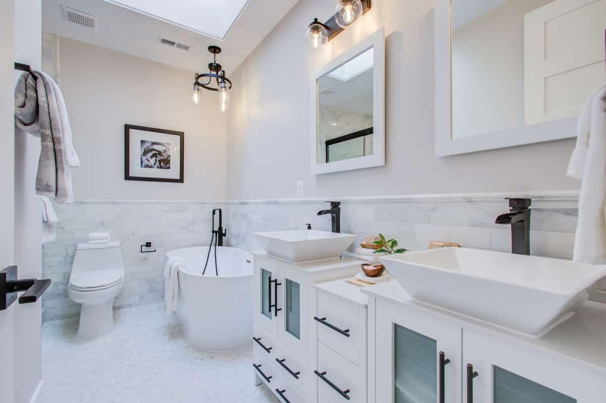 bathroom remodeling in Washington DC