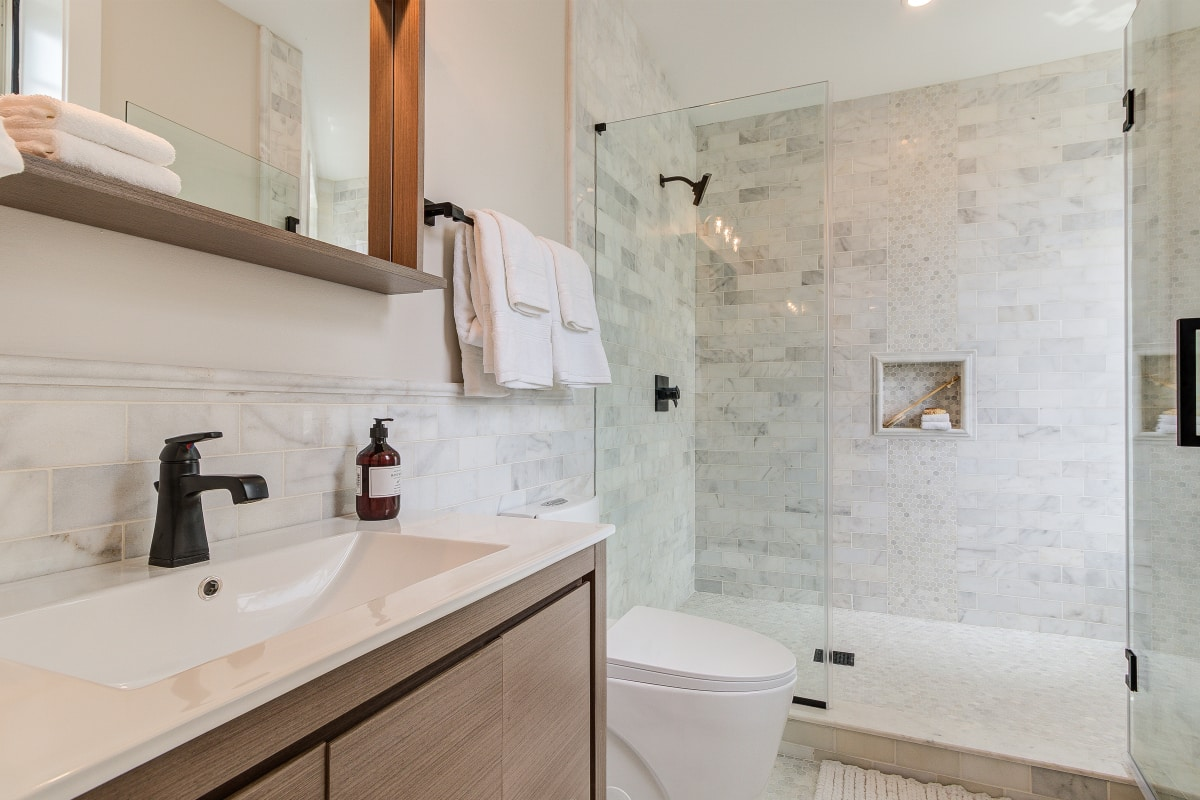 bathroom remodeling services in Washington