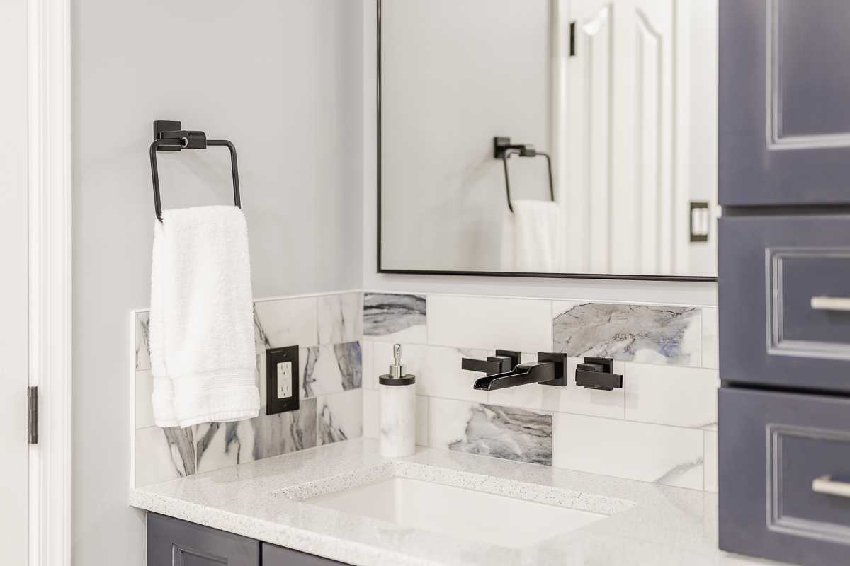 bathroom countertop installation in columbia md