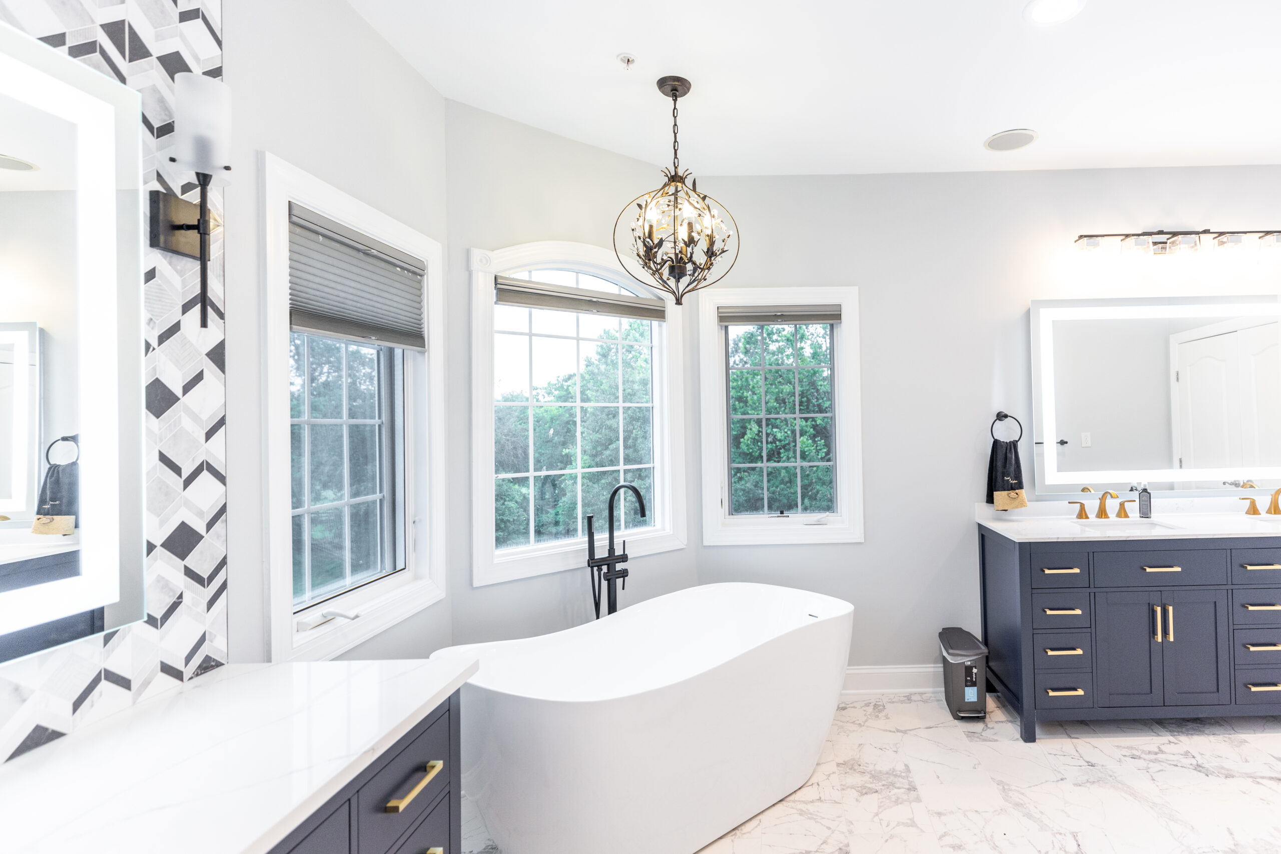 bathroom designers Chesapeake