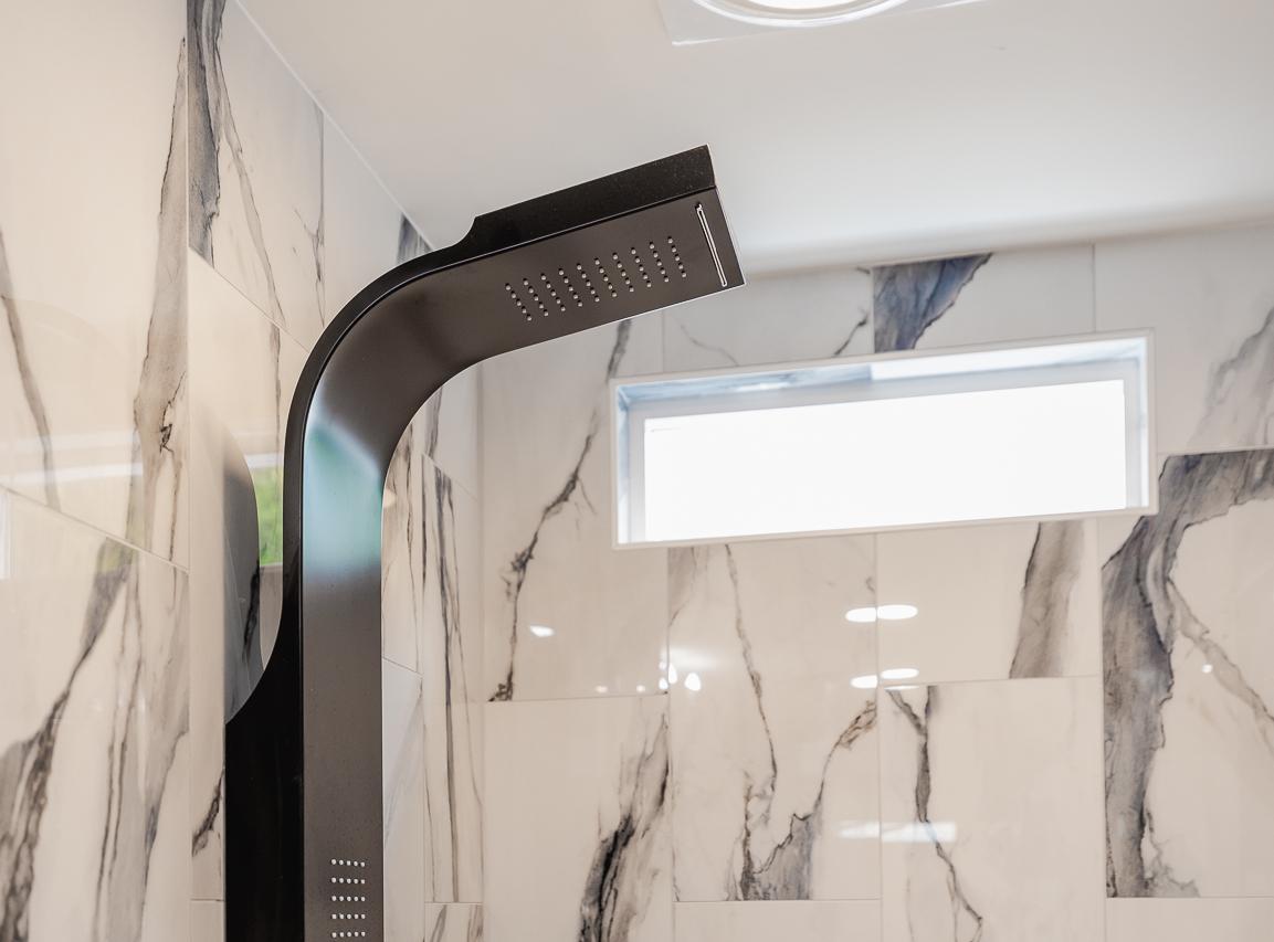 bathroom shower installation columbia md