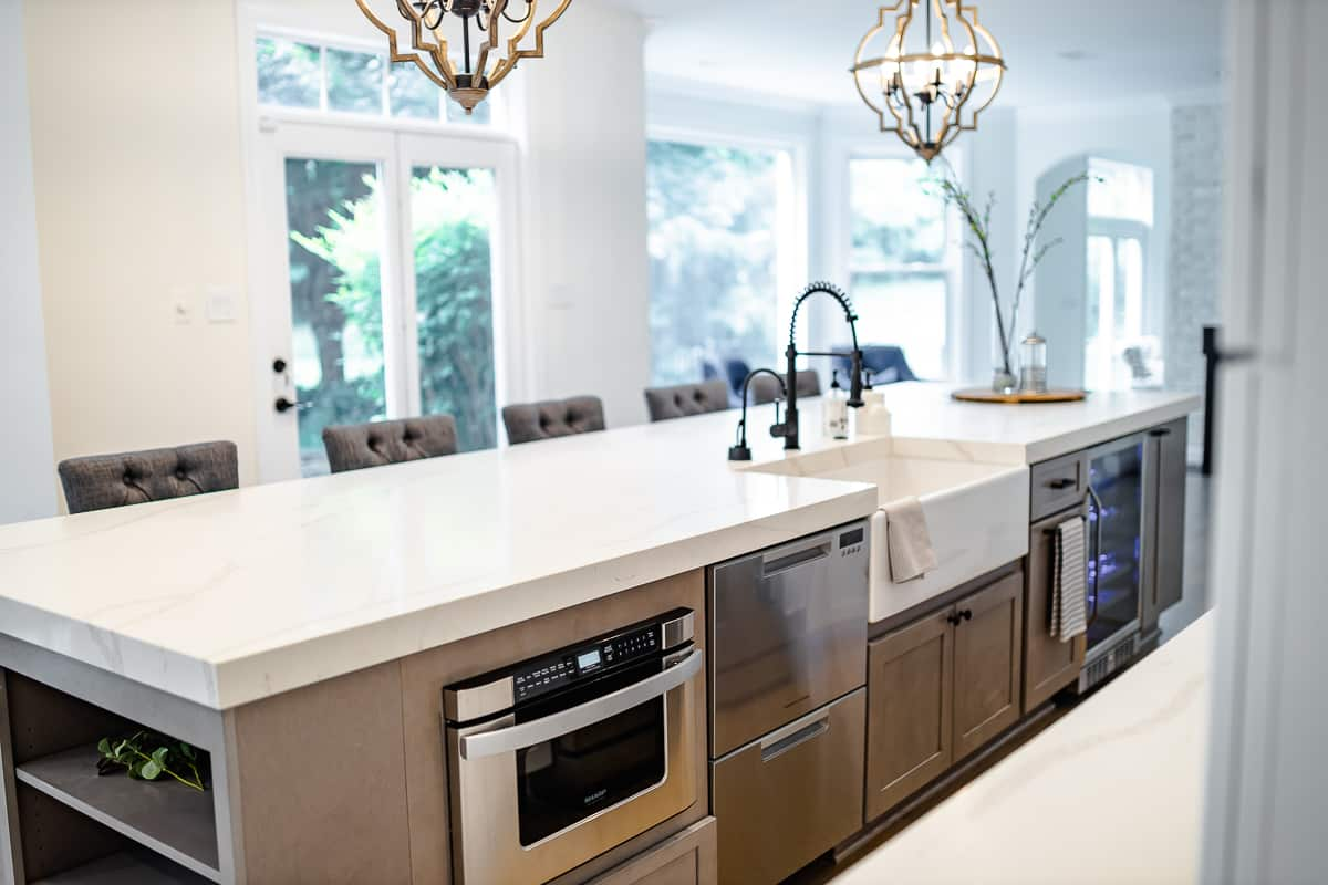 kitchen countertops remodelers near me