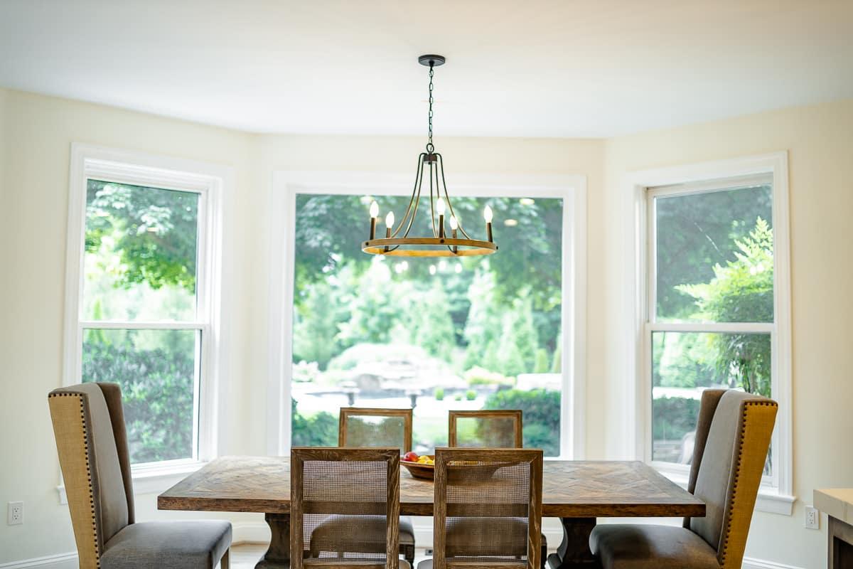 dining room remodeling in ellicott city