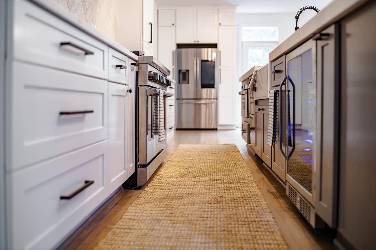 kitchen floor remodeling contractors virginia