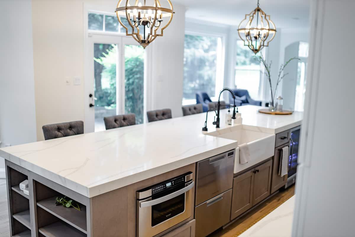 best kitchen remdoeling contractors in virgina