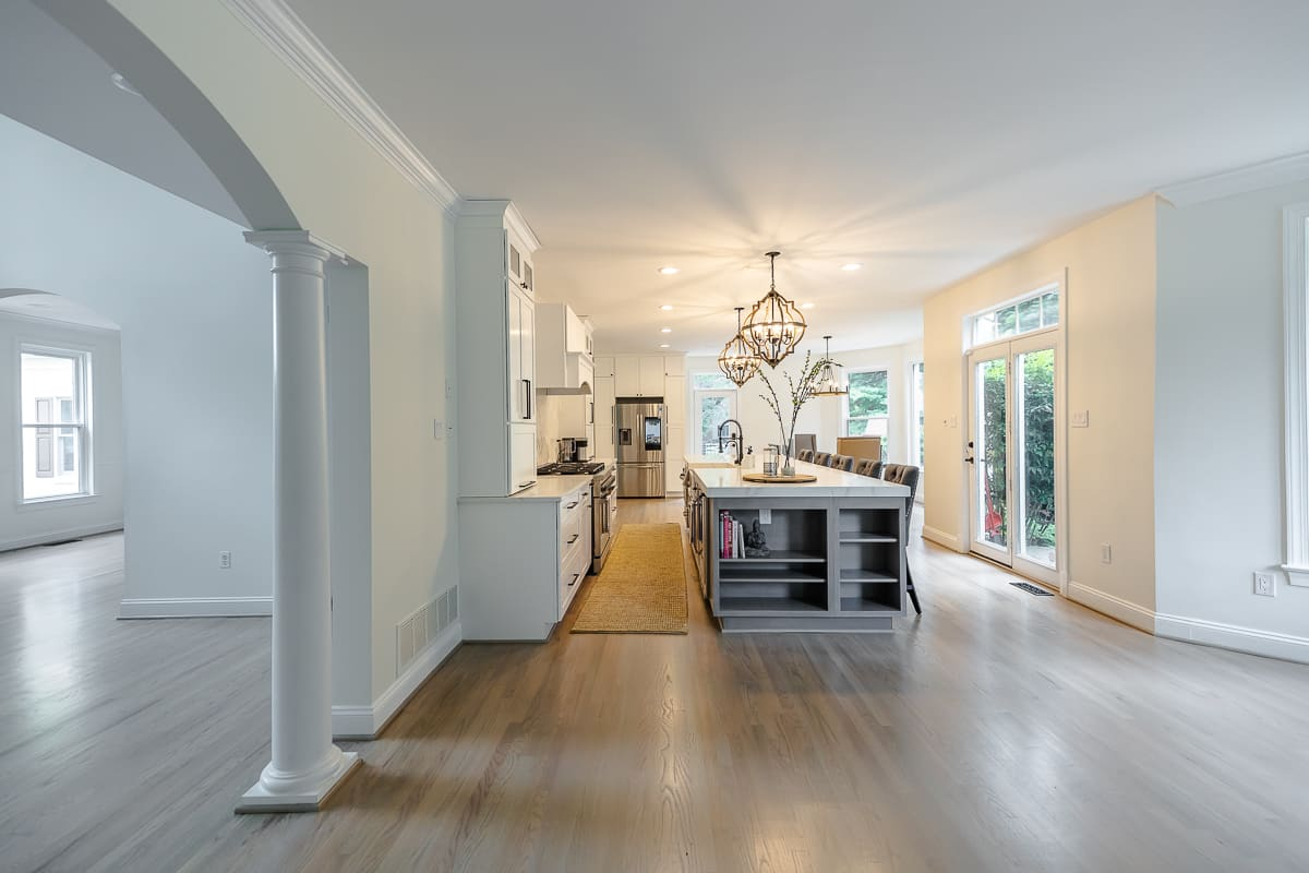 top kitchen remodeling comoany in ellicott city