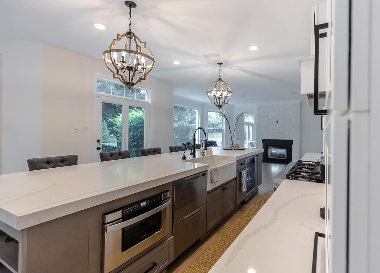 Kitchen remodeling in Ellicott city md