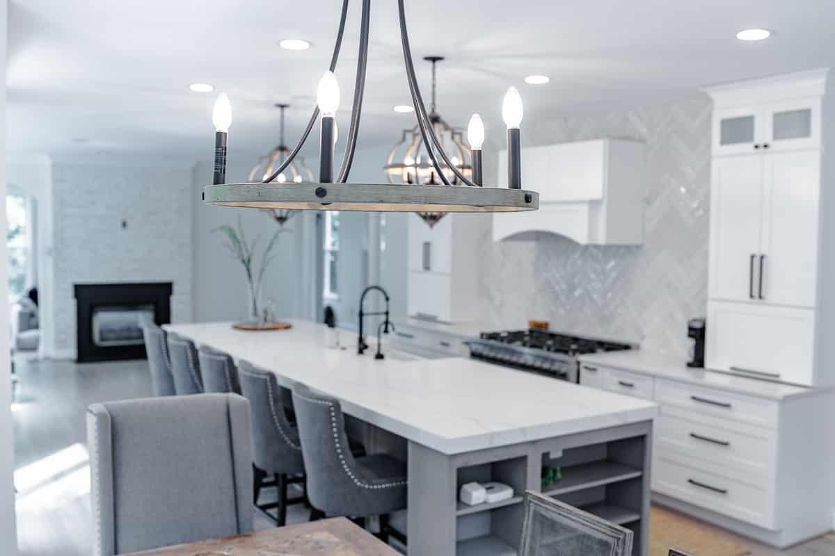 remodeling kitchen in ellicott city va