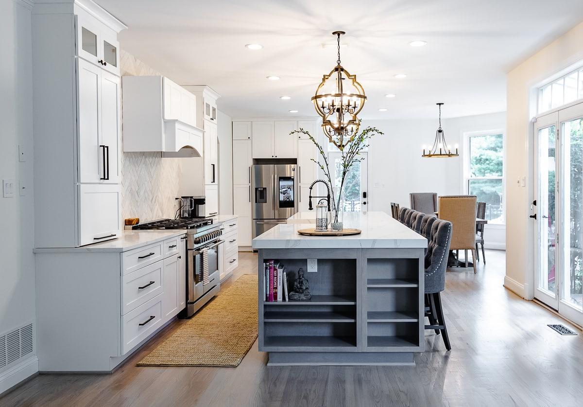 kitchen remodeling contractors in ellicott city VA
