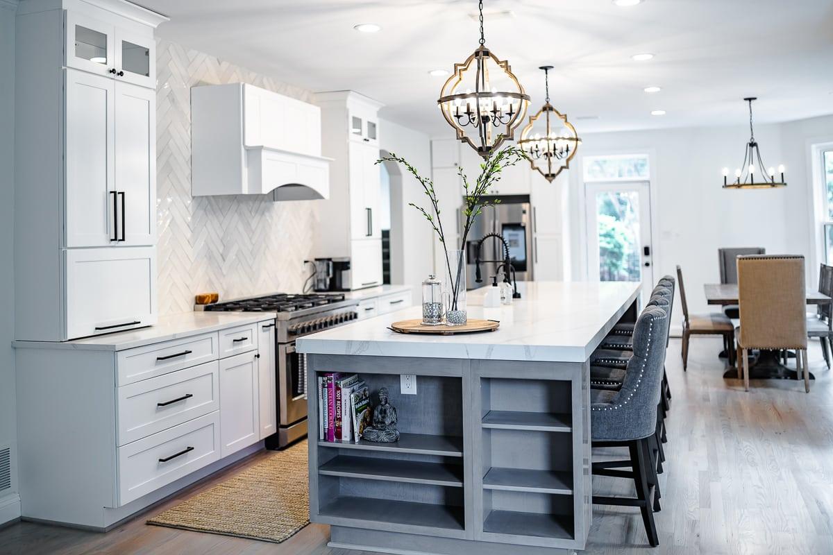 Kitchen renovation contractors in Ellicott city