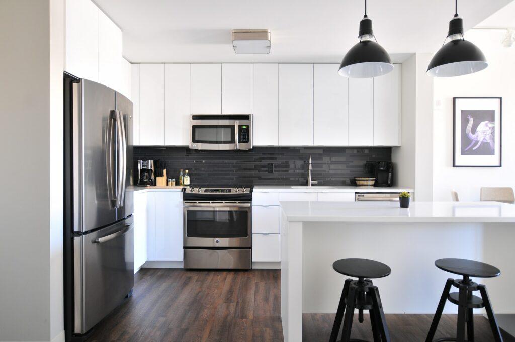 kitchen space design