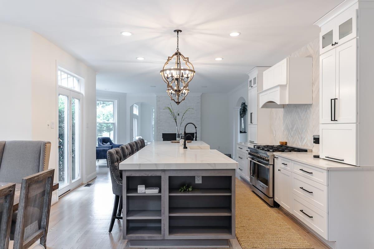 remodeling kitchen in ellicott city