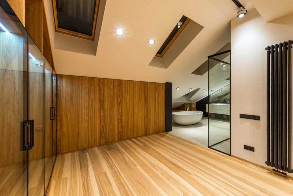 attic home addition ideas