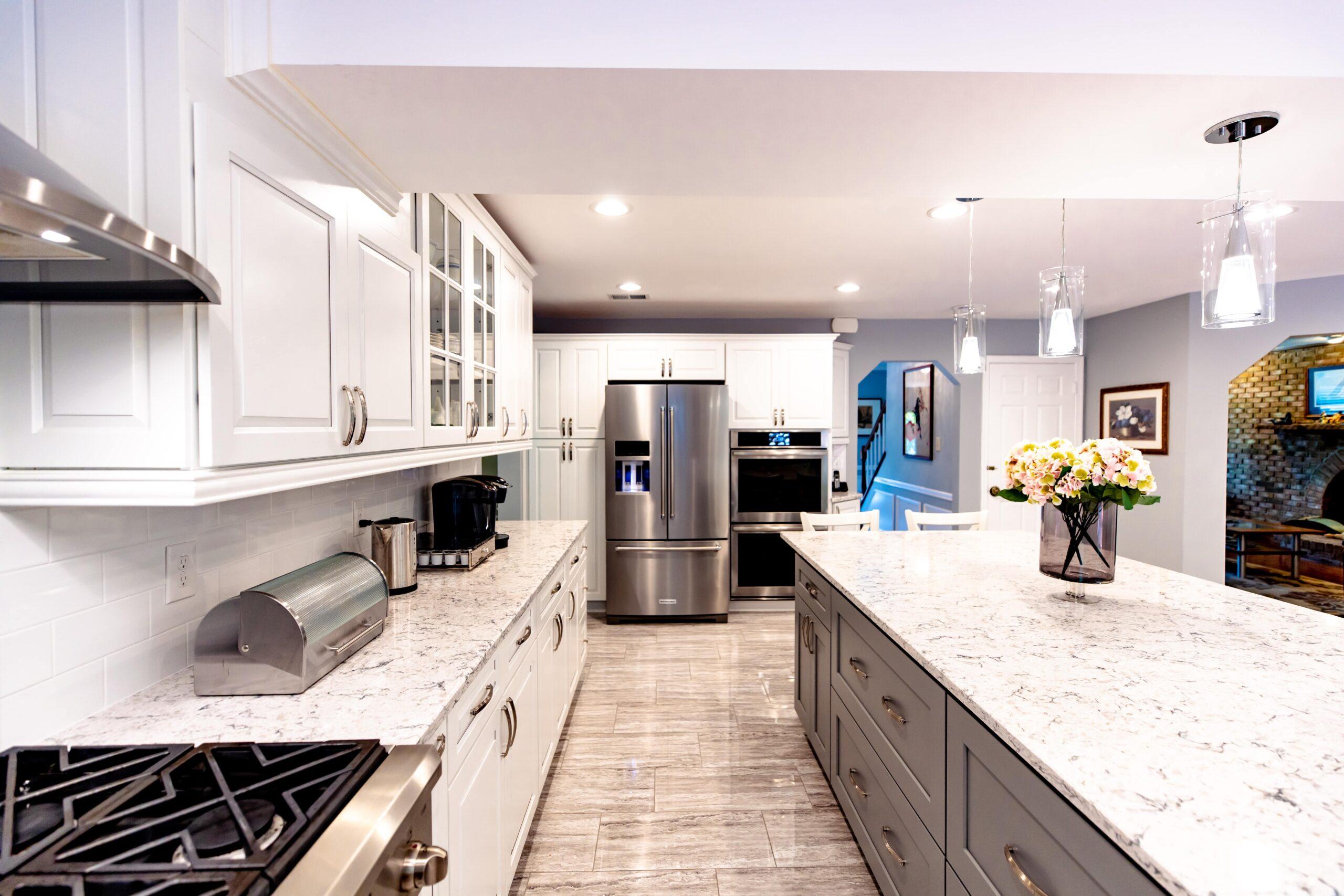 cost kitchen remodeling Leesburg